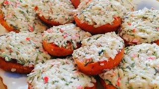 Бутерброды на праздничный стол / Закусочные бутерброды