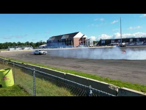 Drifting Proving Grounds 2k16.2 - Cadillac/C5 Corvette Tandem