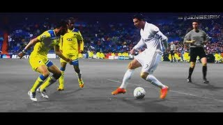 Cristiano Ronaldo - Freestyle Break - 03/13 - HD