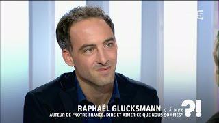Comment en finir avec le « c'était mieux avant » ? Raphaël Glucksmann  #cadire 10-10-2015
