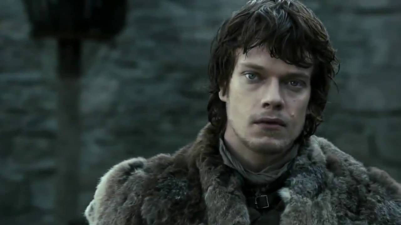 Game of Thrones - Theon Greyjoy vs Tyrion Lannister - YouTube