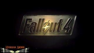 Fallout 4 Spaceship Crash and Alien Blaster Found!