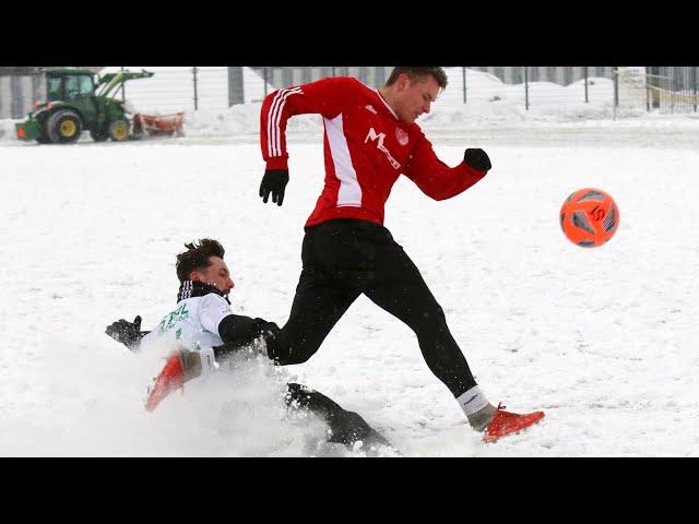 Stal Stalowa Wola. Wygrali z Wisłą, zremisowali z Wiązownicą, przegrali ze... śniegiem.