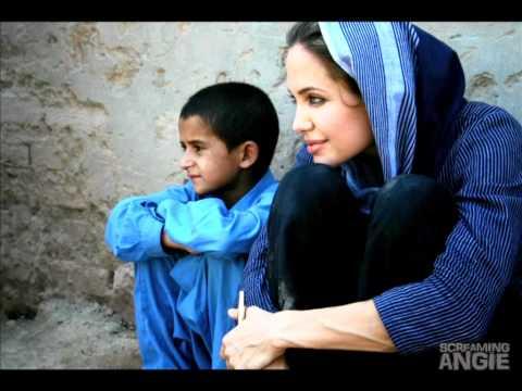 Angelina Jolie Tribute 2011 - UNHCR Goodwill Ambassador