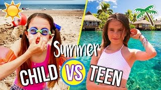 One of Lovevie's most viewed videos: CHILD VS TEEN 2! Lovevie