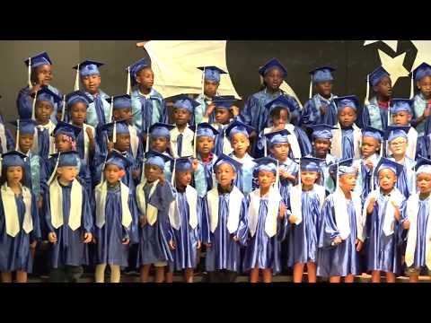 Aberdeen Elementary Kindergarten Graduation 2017