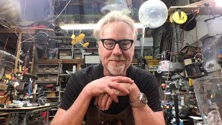 "Ask Adam Savage: ""Do you ever just chill out in your shop?"""