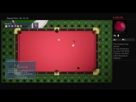 Matt_D-Cat's Nebula Realms Pinball/Pool Session