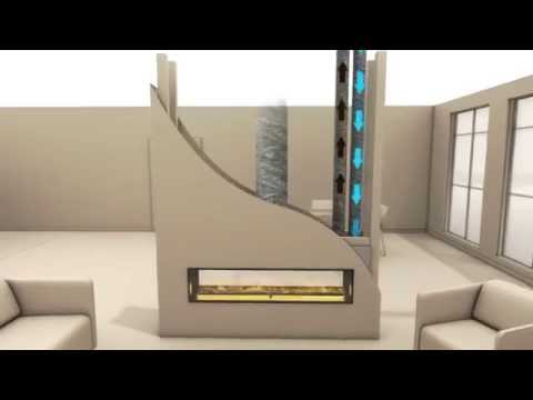 Why Direct Vent Gas Fireplaces are better than open-fronted fires?