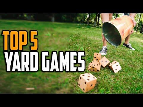 Best Yard Games 2020 Top 5 Best Yard Game Reviews