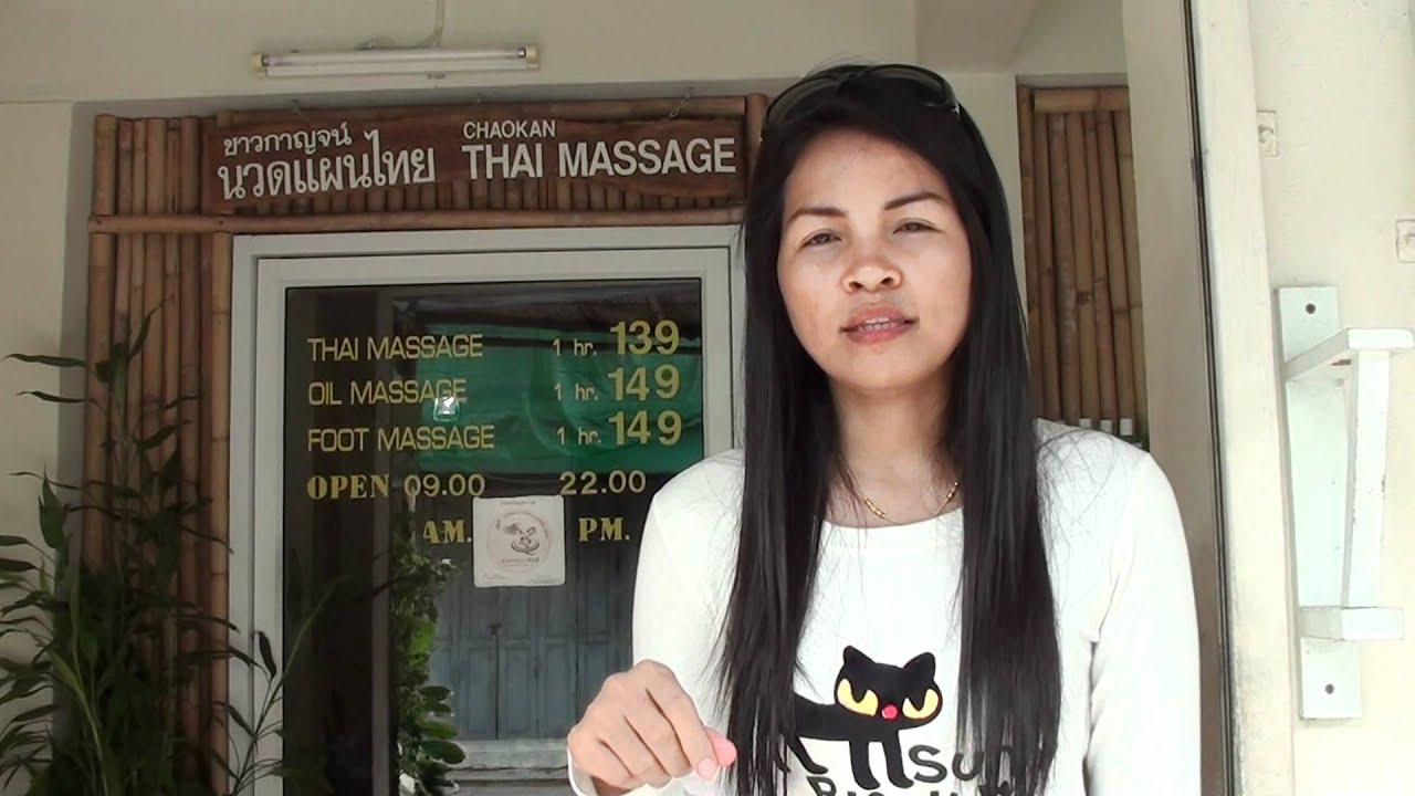 Happy ending thaimassage thai smile