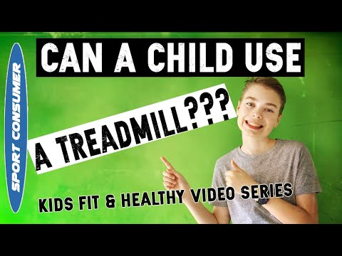 Can Kids use a Treadmill?