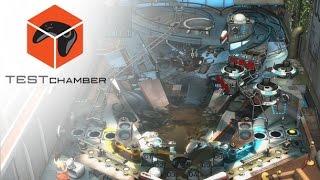 Test Chamber - Zen Pinball: Portal