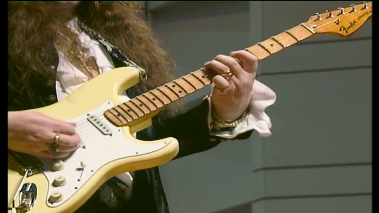 Yngwie Malmsteen - Fugue (Japan Philharmonic Orchestra)