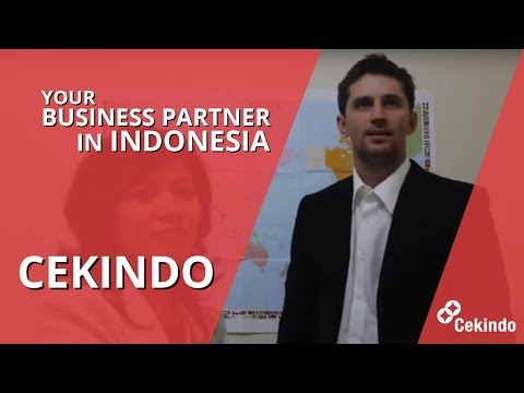 Cekindo, Your Business Partner in Indonesia!
