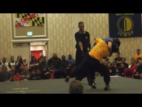 2015 US International Kuo Shu Championship Tournament Lei Tai Finals - Match #44 from YouTube · High Definition · Duration:  10 minutes 51 seconds  · 1,000+ views · uploaded on 7/28/2015 · uploaded by NexusJunisBlue