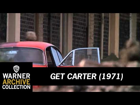 Get Carter Original Theatrical