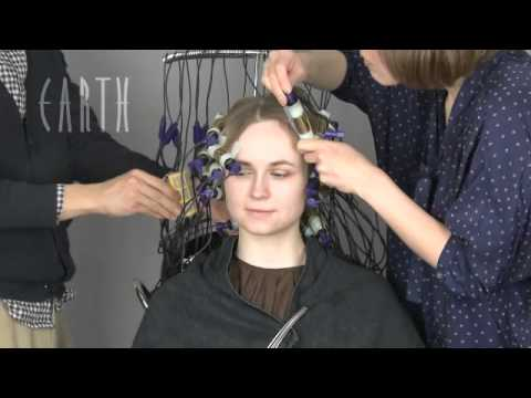 Digital Perm London at Earth Hairdressing