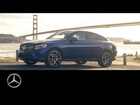 Mercedes-AMG GLC 43 4MATIC Coupé: Road Trip in California | #MBFanFilm