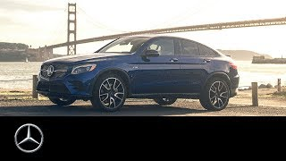 Mercedes-AMG GLC Coupé: Road Trip in California
