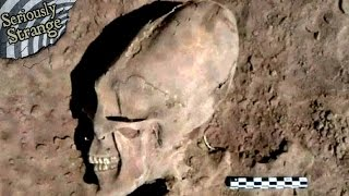 Disturbing Things Found in the Earth | SERIOUSLY STRANGE #51