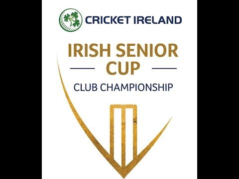 Irish Senior Cup Final Merrion v Waringstown