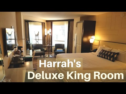Harrah's Las Vegas - Valley Tower King Room