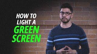 كيفية الضوء الأخضر الشاشة