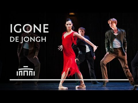 Igone de Jongh - 20 years with Dutch National Ballet