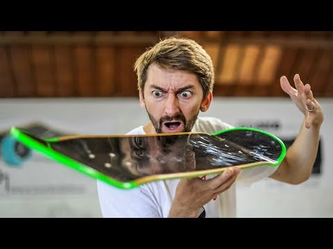 The World's Strongest Skateboards
