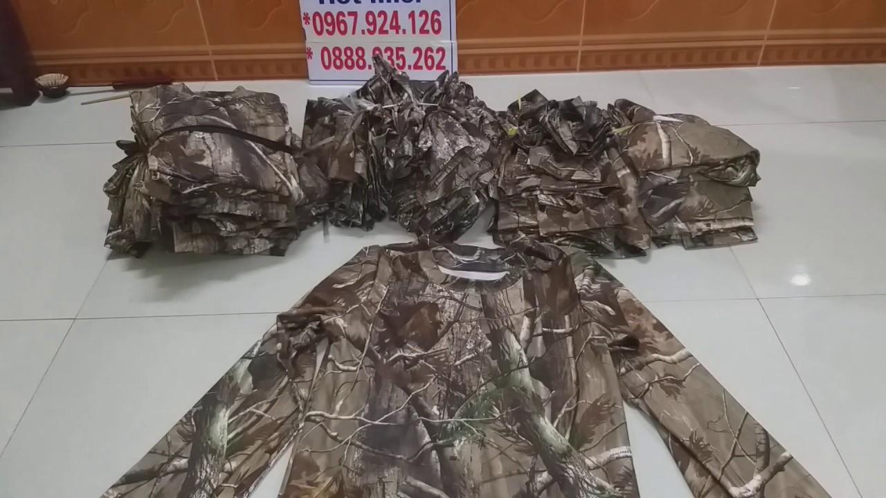 Áo phông ngụy trang dài tay giá 200k lh 0967 924 126