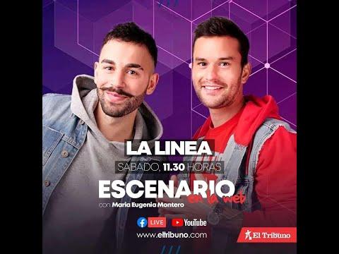 """#EnVivo """"Escenario en la Web"""" con """"La Linea"""" .-"""