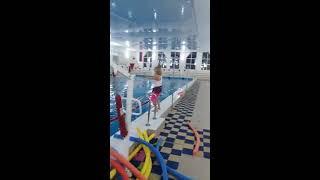 AQUA BELLY DANCE (аквааэробика с Инной Михедовой)