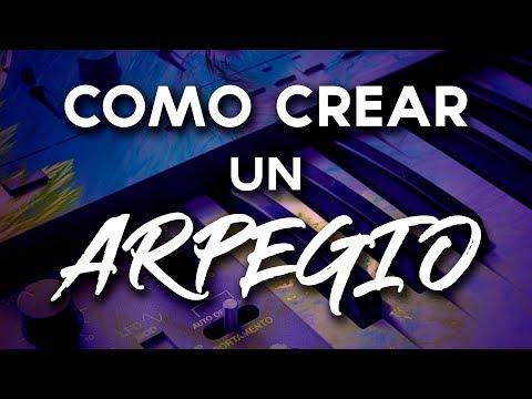 🎹 COMO CREAR UN ARPEGIO (Composición) | Producción Musical En Ableton Live