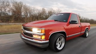 Red OBS Giveaway Paint Touch-up