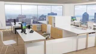 Kimball Office Furniture - Fluent
