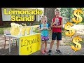 How to Make TONS OF MONEY from a Lemonade Stand!