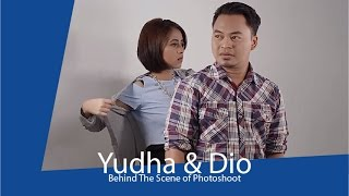 Behind the Scene - Photoshoot of Apriliano Yudha & Kondaakdio