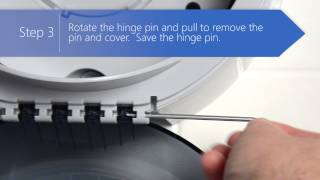 SofPull® and SofPull® Mini Dispensers - Cover Replacement Instructions Thumbnail