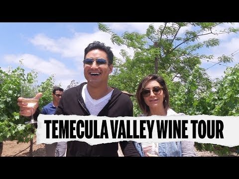 VLOG | TEMECULA VALLEY WINE COUNTRY TOUR