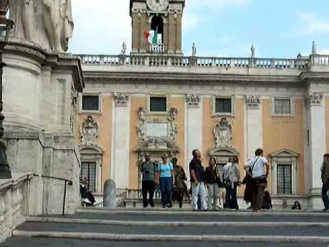 View of Capitoline Hill