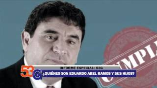 Video: 53G - Bloque 1/4 ¿Quienes son Eduardo Abel Ramos y sus hijos?: