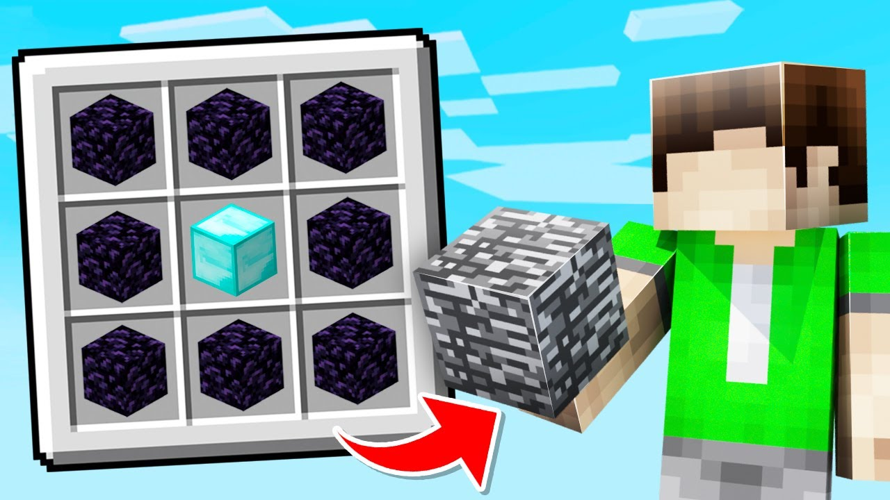 50 Crafting Recipes You Probably Didn't Know in Minecraft! thumbnail