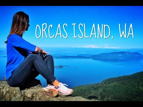 ORCAS ISLAND, WA - MY HAPPY PLACE
