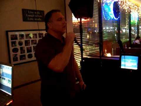 "Eddie Money - ""Shakin"" Karaoke at Pinocchio's Pizza"