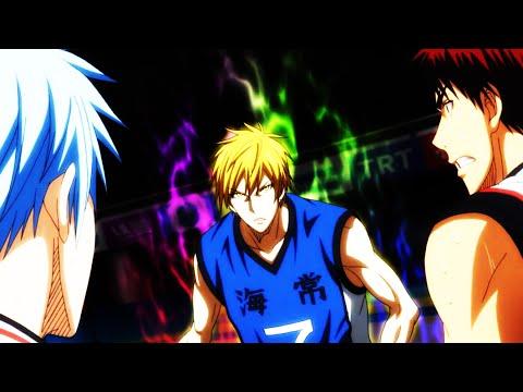 「AMV」Kuroko No Basket 3