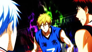 "「AMV」Kuroko No Basket 3 - Seirin Vs Kaijo -SEMIFINALS- ""Rise"" ᴳᴵᴺ."