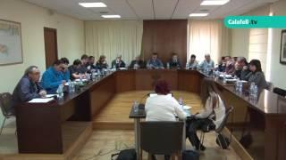 Ajuntament de Calafell: sessió plenària extraordinària, 13 d'octubre de 2016