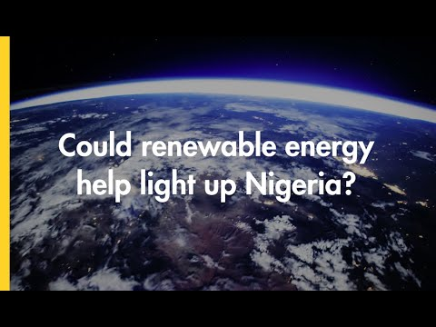 Renewable Energy Solutions for Nigeria | Shell #makethefuture