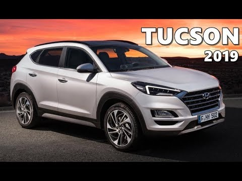 Facelift Hyundai Tucson >> 2019 Hyundai Tucson Facelift Driving Exterior Interior Youtube